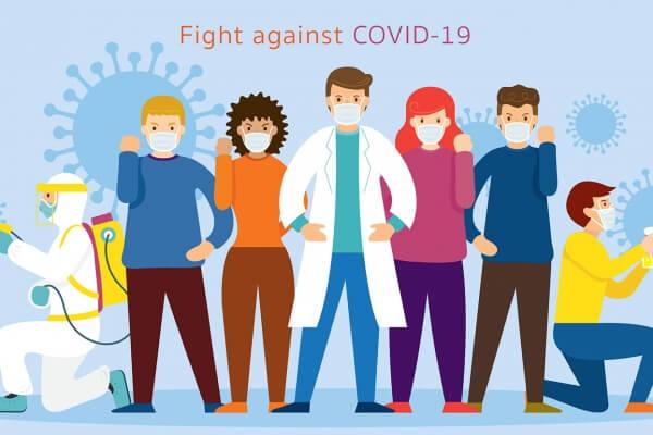 Türkiye Tedbirleri VS COVID-19 #evdekal