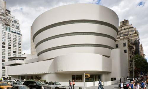 Guggenheim Müzesi - New York